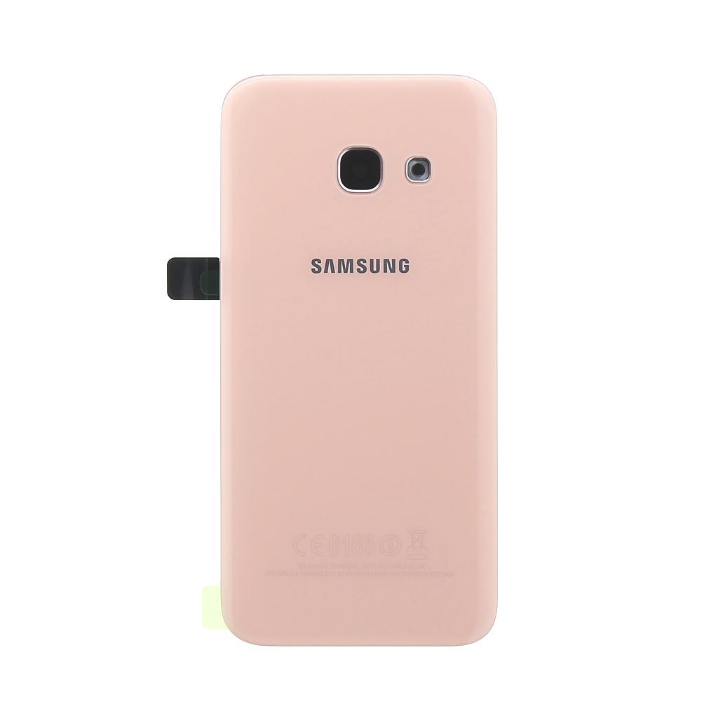 Kryt baterie GH82-13636D Samsung Galaxy A3 2017 pink (service pack)