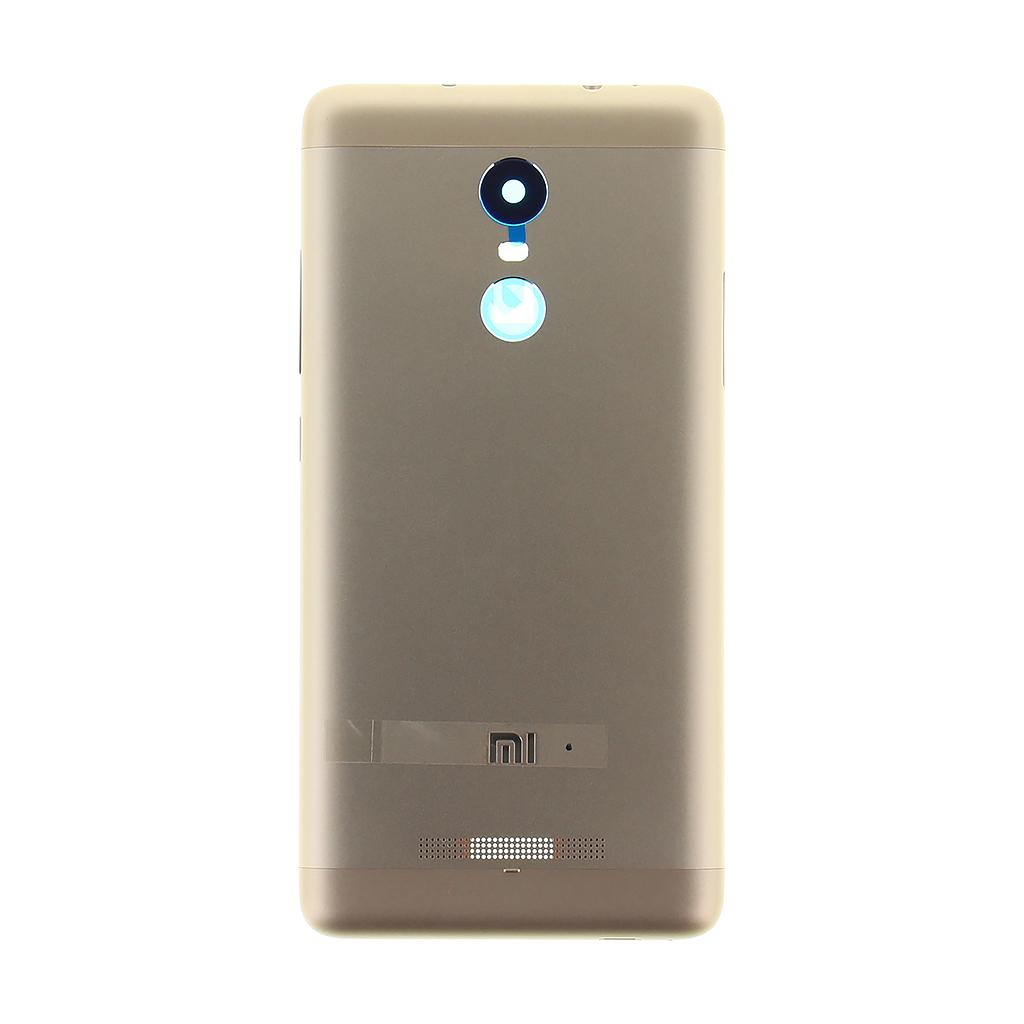 Kryt baterie Xiaomi Redmi Note 3 gold