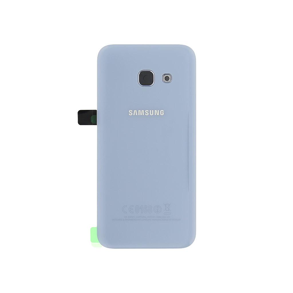 Kryt baterie GH82-13636C Samsung Galaxy A3 2017 blue (service pack)