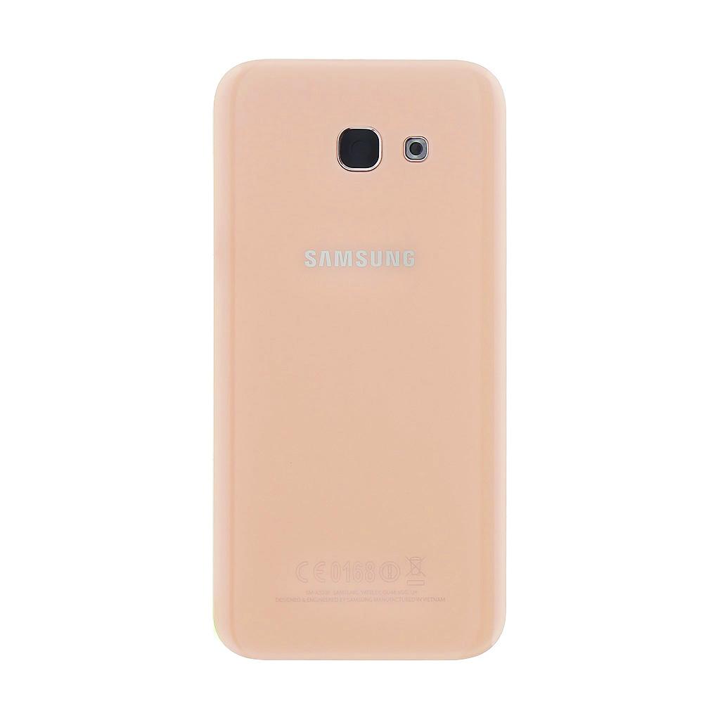 Kryt baterie GH82-13638D Samsung Galaxy A5 2017 pink (service pack)