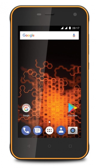 myPhone HAMMER ACTIVE DualSIM Orange