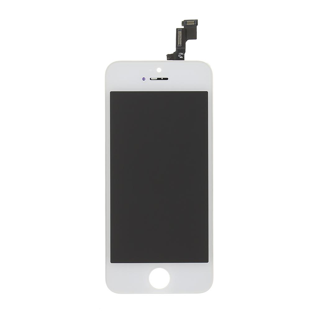 LCD + dotyková deska Apple iPhone SE, white Class A