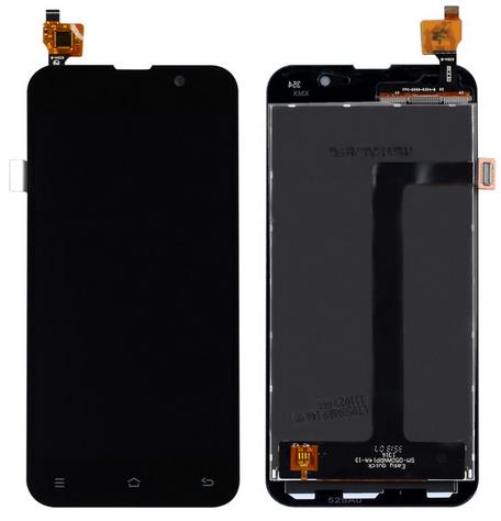 LCD + dotyková deska ZOPO ZP980, black