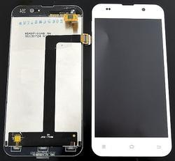 LCD + dotyková deska ZOPO ZP980, white