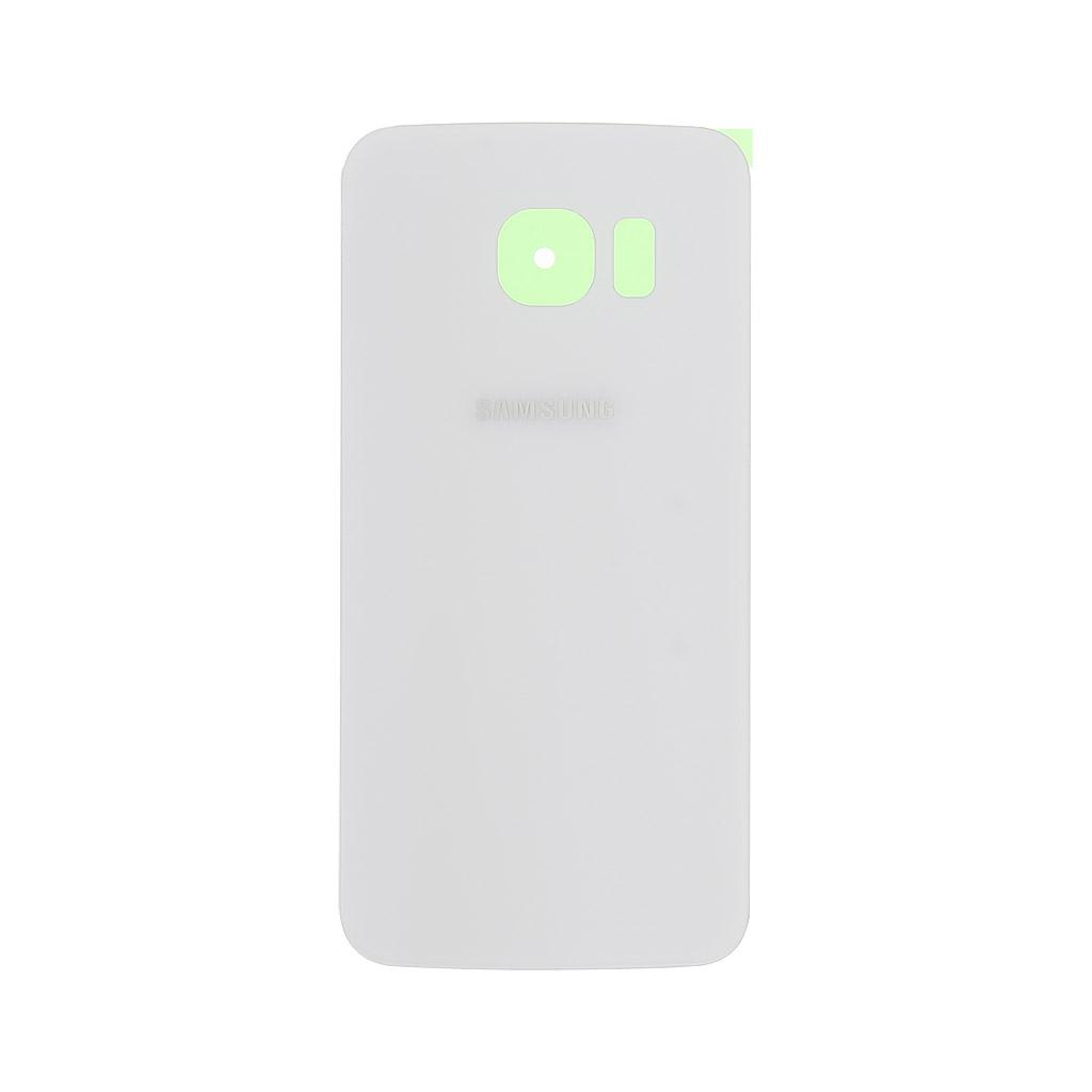 Kryt baterie OEM Samsung Galaxy S6 Edge white