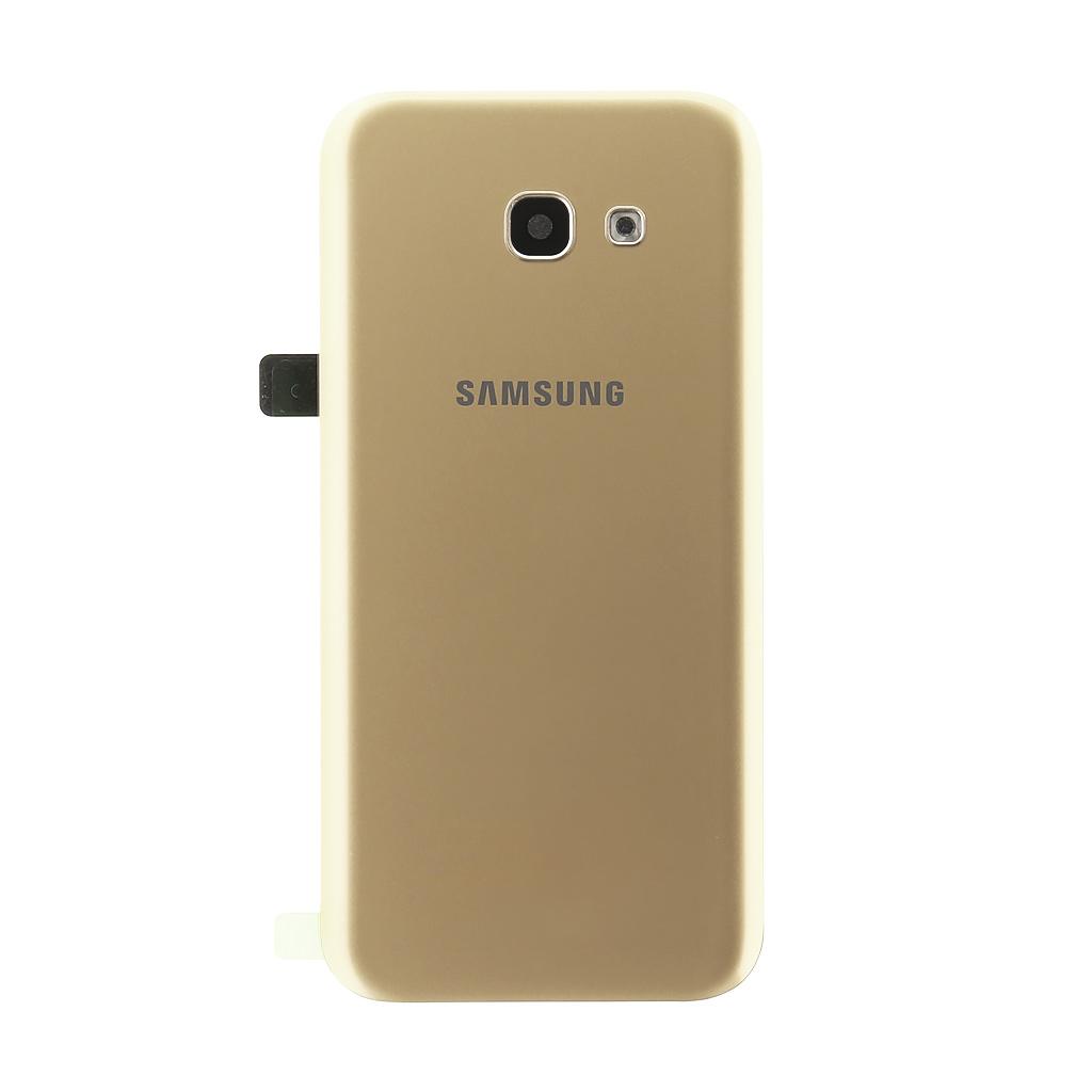 Kryt baterie GH82-13638B Samsung Galaxy A5 2017 gold (service pack)