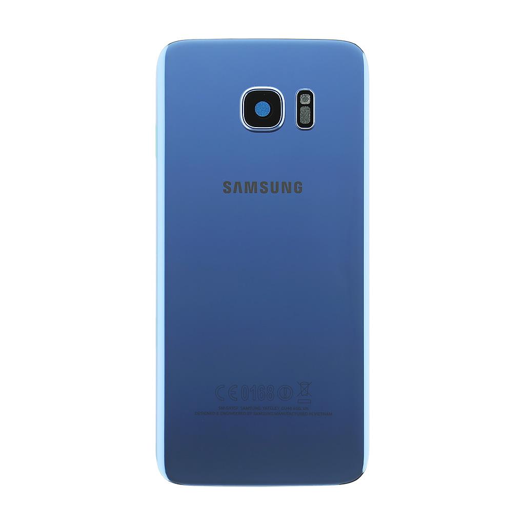 Kryt baterie GH82-11346F Samsung Galaxy S7 Edge blue