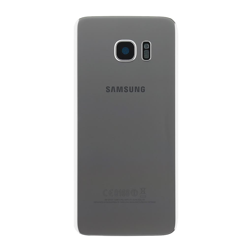 Kryt baterie GH82-11346B Samsung Galaxy S7 Edge silver