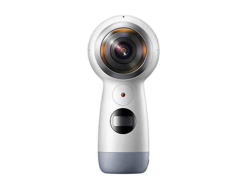 Samsung Gear 360, White 2017