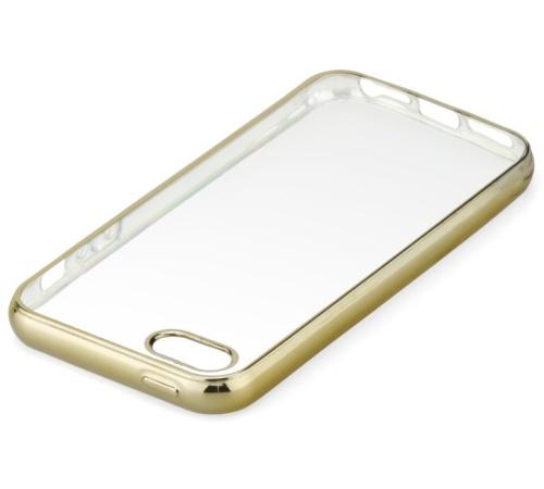 Pouzdro ELECTRO JELLY Huawei P8 Lite, gold