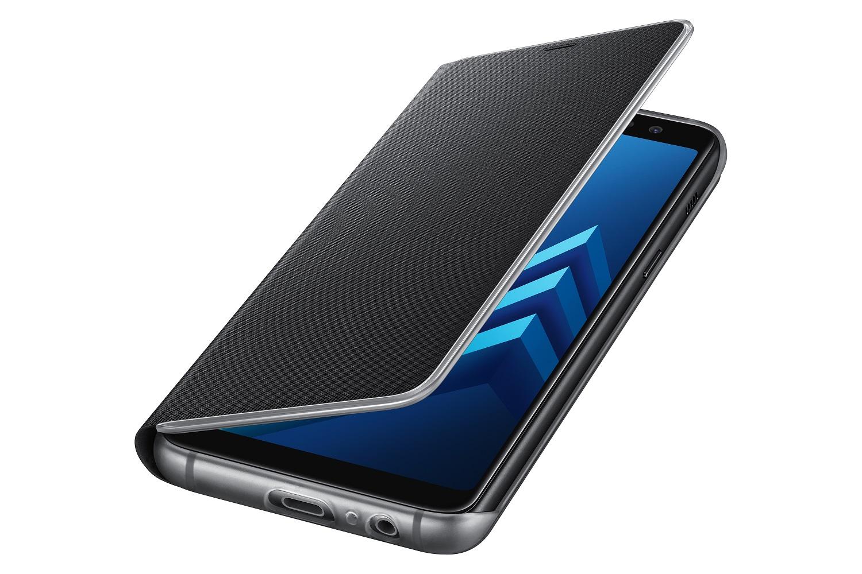 Samsung NEON pouzdro flip EF-FA530PBE Samsung Galaxy A8 2018 black