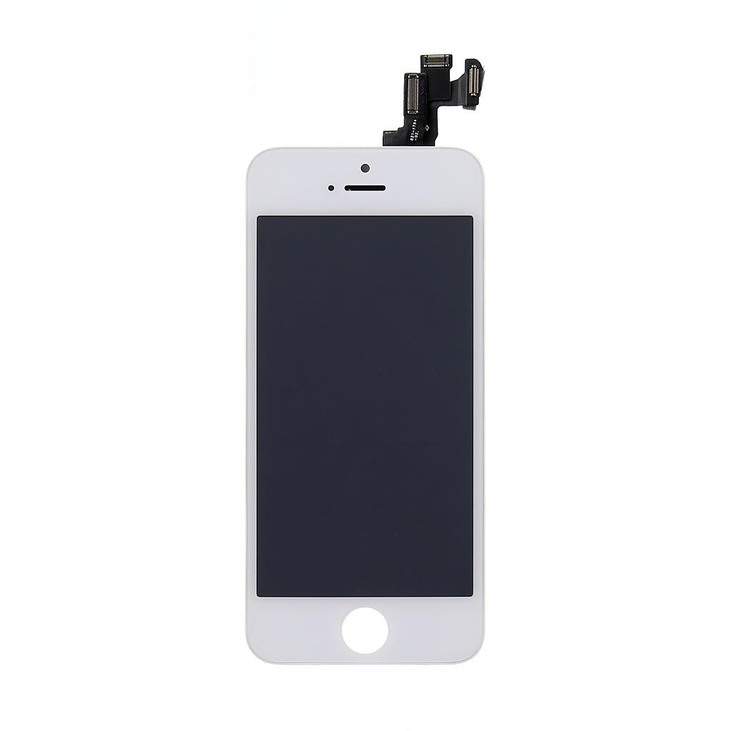LCD + dotyková deska Apple iPhone 5S, white vč. Small Parts
