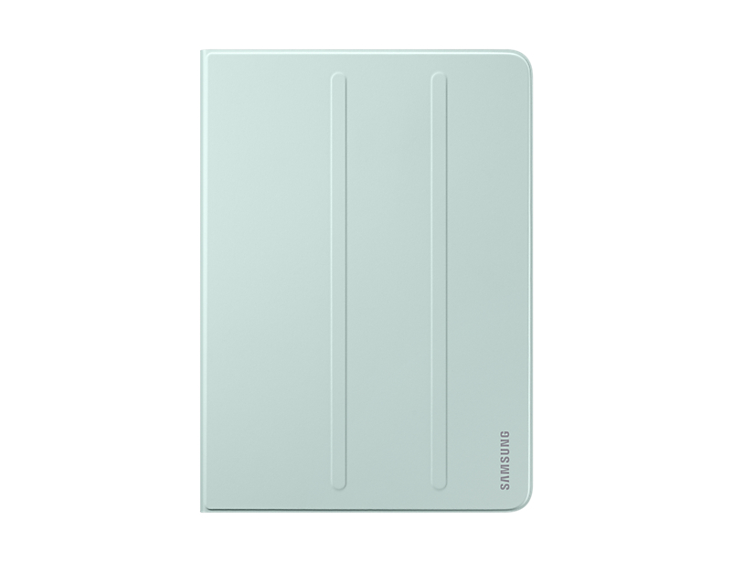 Samsung EF-BT820PG Book Cover Samsung Galaxy TAB S3 9.7 green