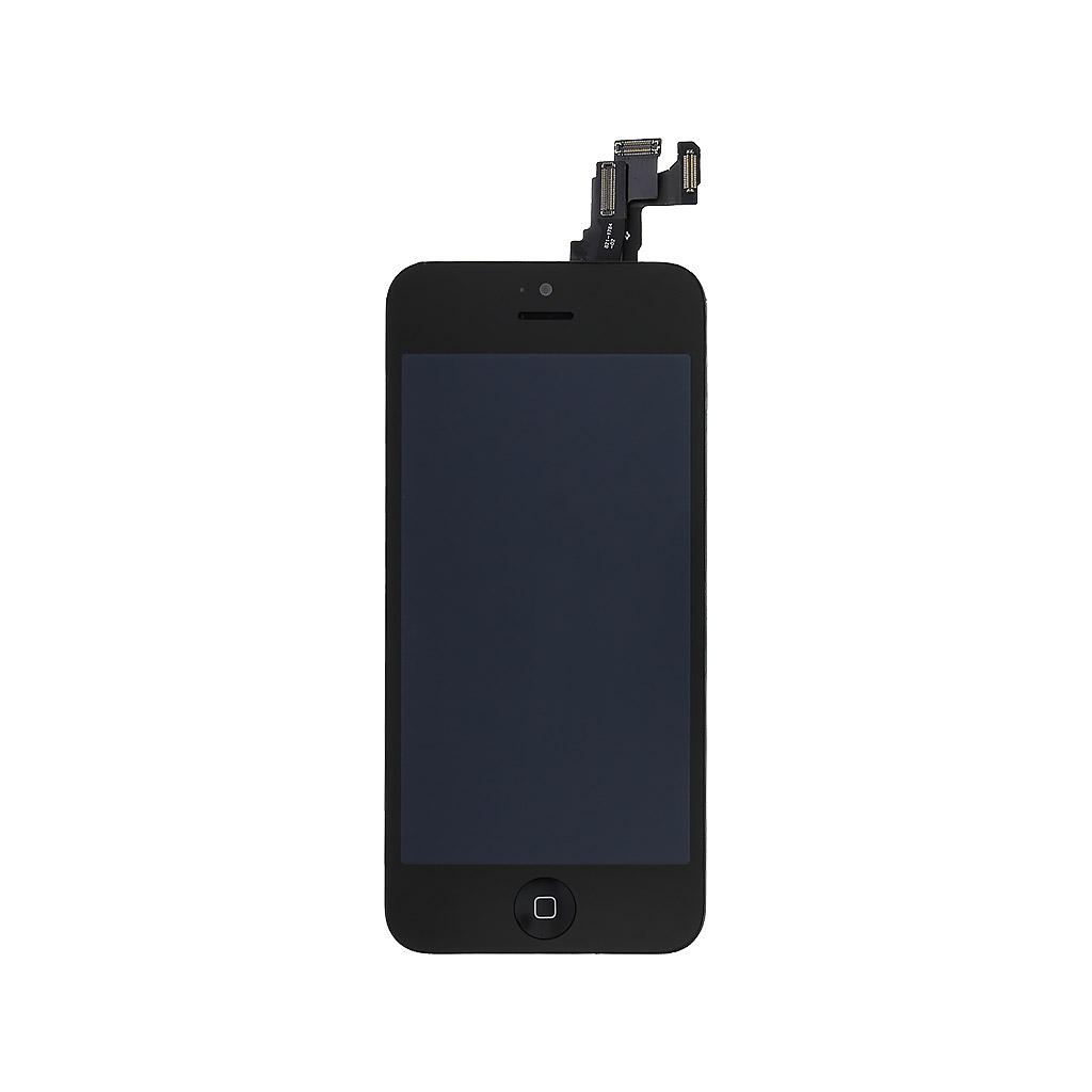 LCD + dotyková deska Apple iPhone 5c, black vč. Small Parts