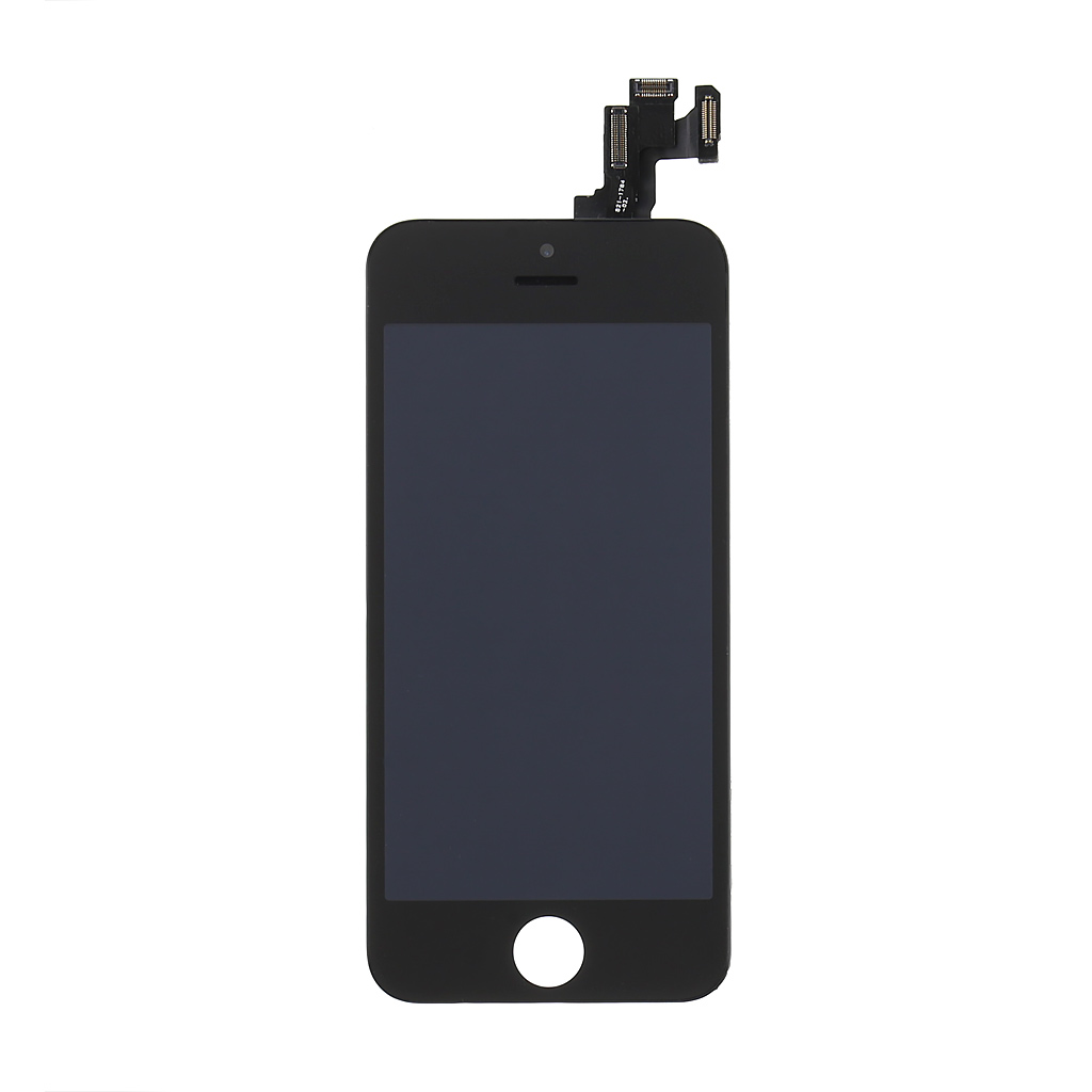 LCD + dotyková deska Apple iPhone 5S, black vč. Small Parts