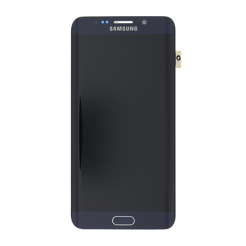 LCD + dotyková deska + rámeček Samsung Galaxy S6, white