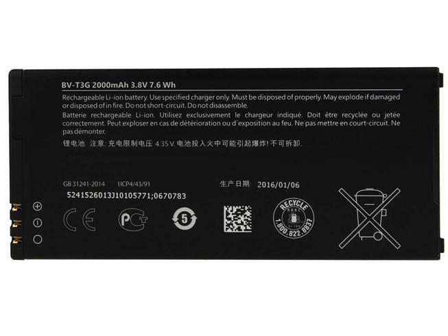 Baterie Nokia BV-T3G 2000mAh Li-Ion OEM (Bulk)