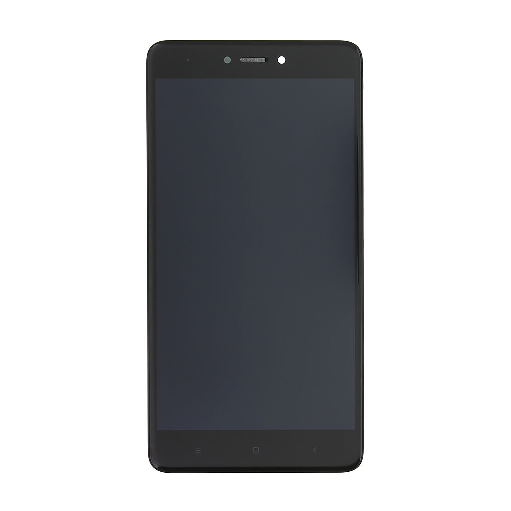 LCD + dotyková deska + rámeček Xiaomi Redmi 3 PRO, black