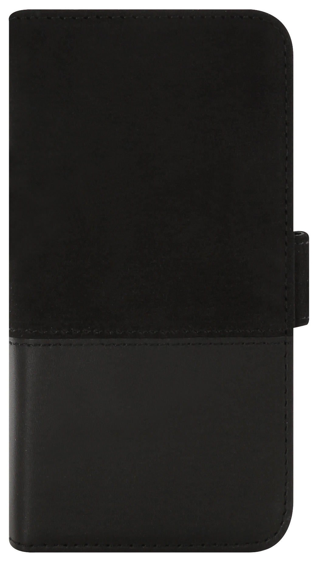 HOLDIT Wallet magnet pouzdro flip Samsung Galaxy S8 black leather/suede