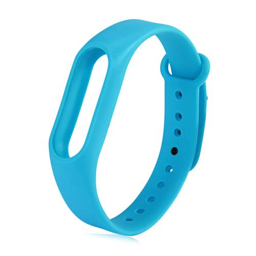 Xiaomi MiBand 2 Replacement Color Band Cyan (without chip-plate)