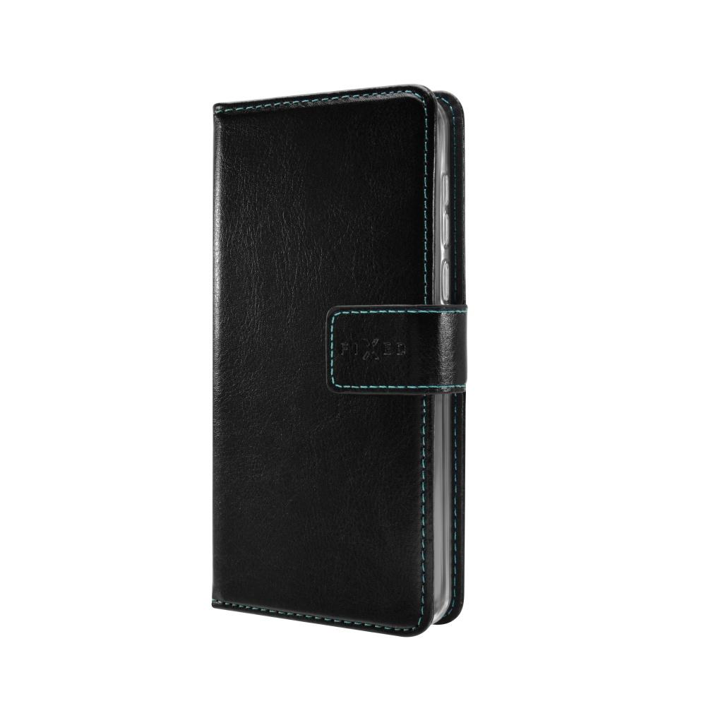 FIXED Opus flipové pouzdro ASUS ZenFone 4 Max ZC554KL black