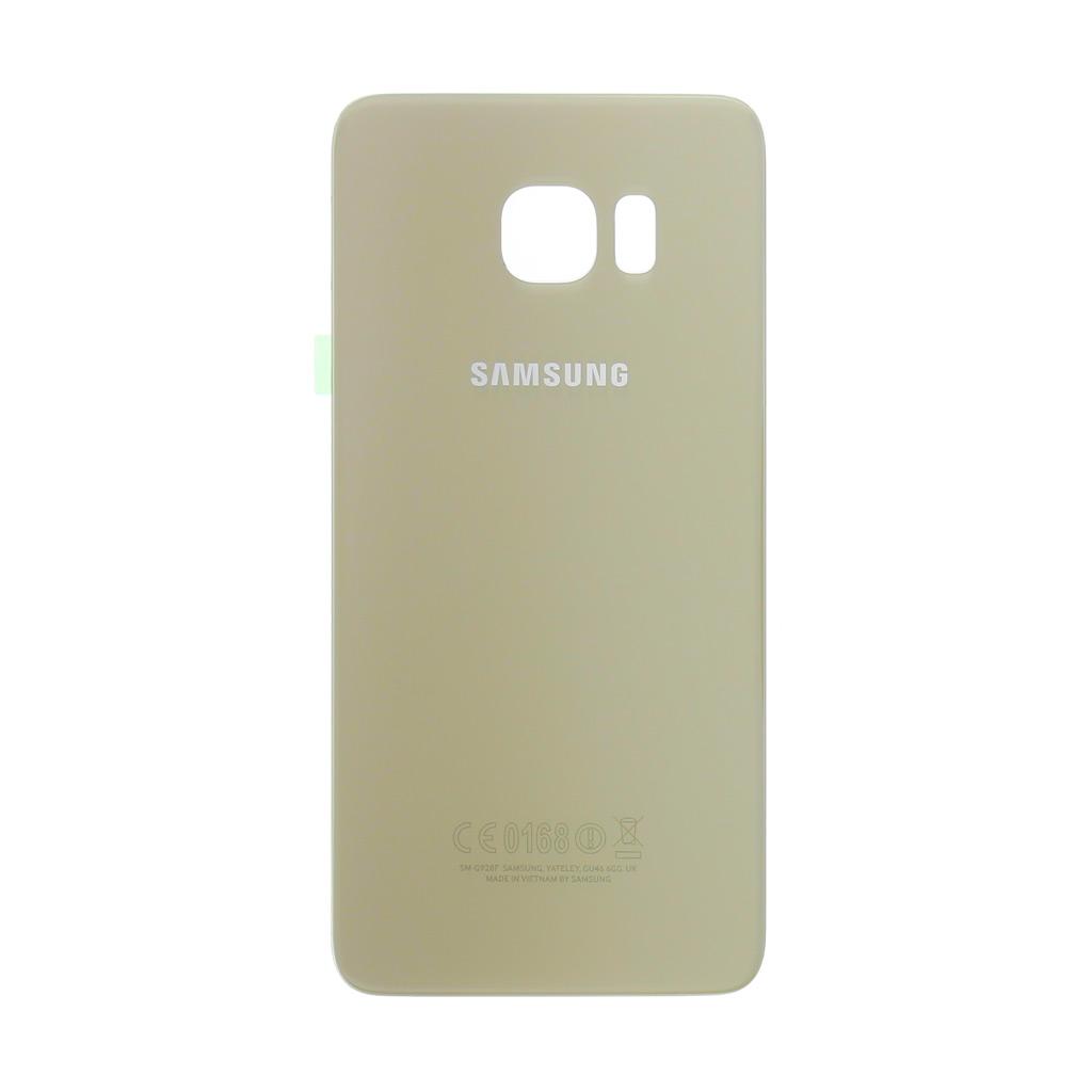 Kryt baterie GH82-10336A Samsung Galaxy S6 Edge+ gold