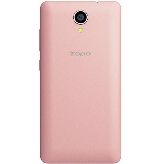 Kryt baterie ZOPO Color F2 rose gold