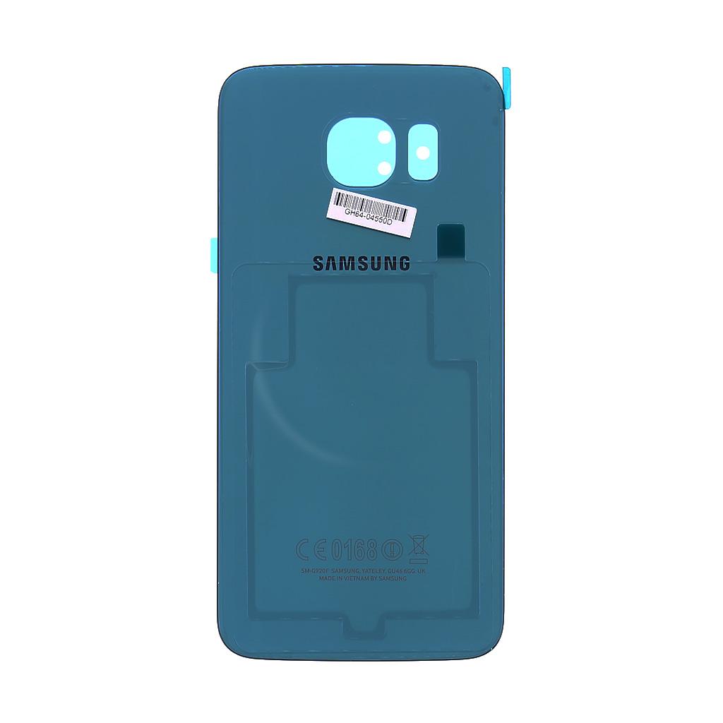 Kryt baterie GH82-09825D Samsung Galaxy S6 blue
