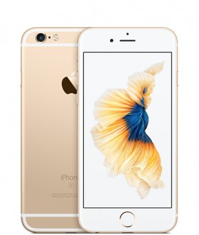 Apple iPhone 6s 64GB RFB Gold