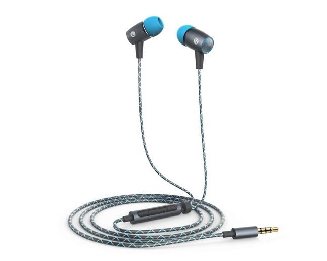 Huawei Original Stereo headset AM12 Plus jack 3,5 mm black