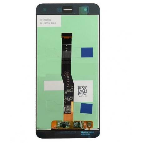 LCD + dotyková deska pro Huawei Nova + rámeček, gold