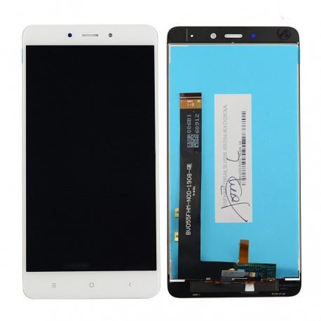 LCD + dotyková deska Xiaomi Redmi Note 4, white
