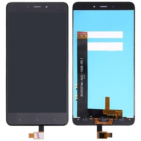 LCD + dotyková deska Xiaomi Redmi Note 4, black