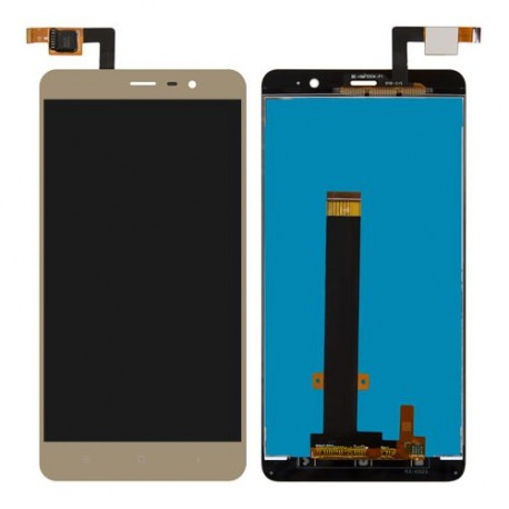 LCD + dotyk Xiaomi Redmi Note 3, gold