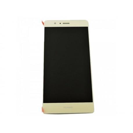 LCD + dotyk + rámeček proHuawei P9 lite, gold