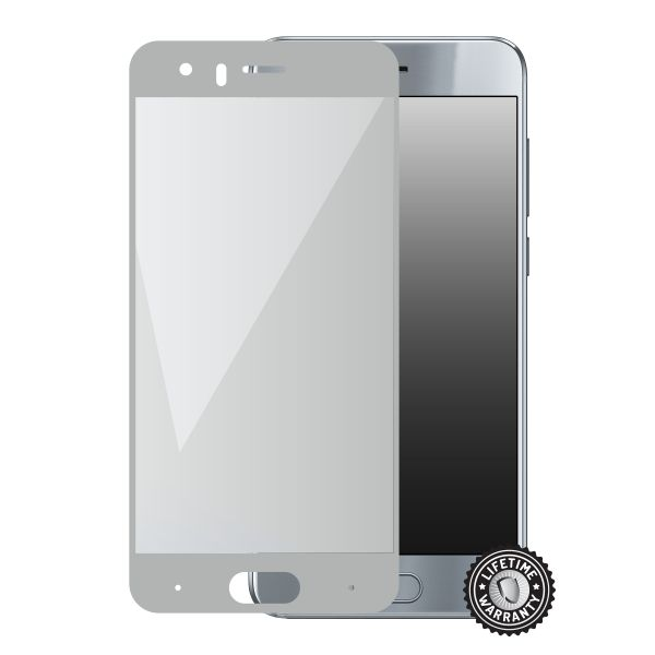 Screenshield tvrzené sklo Huawei Honor 9 full COVER, grey