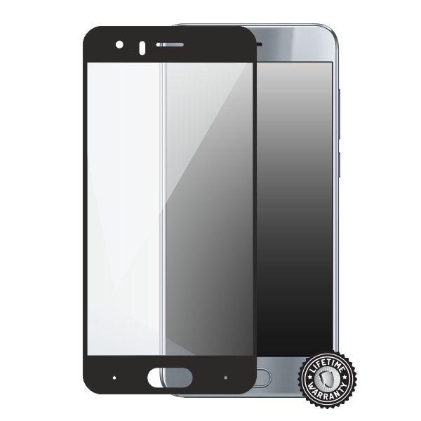 Screenshield tvrzené sklo Huawei Honor 9 full COVER, black