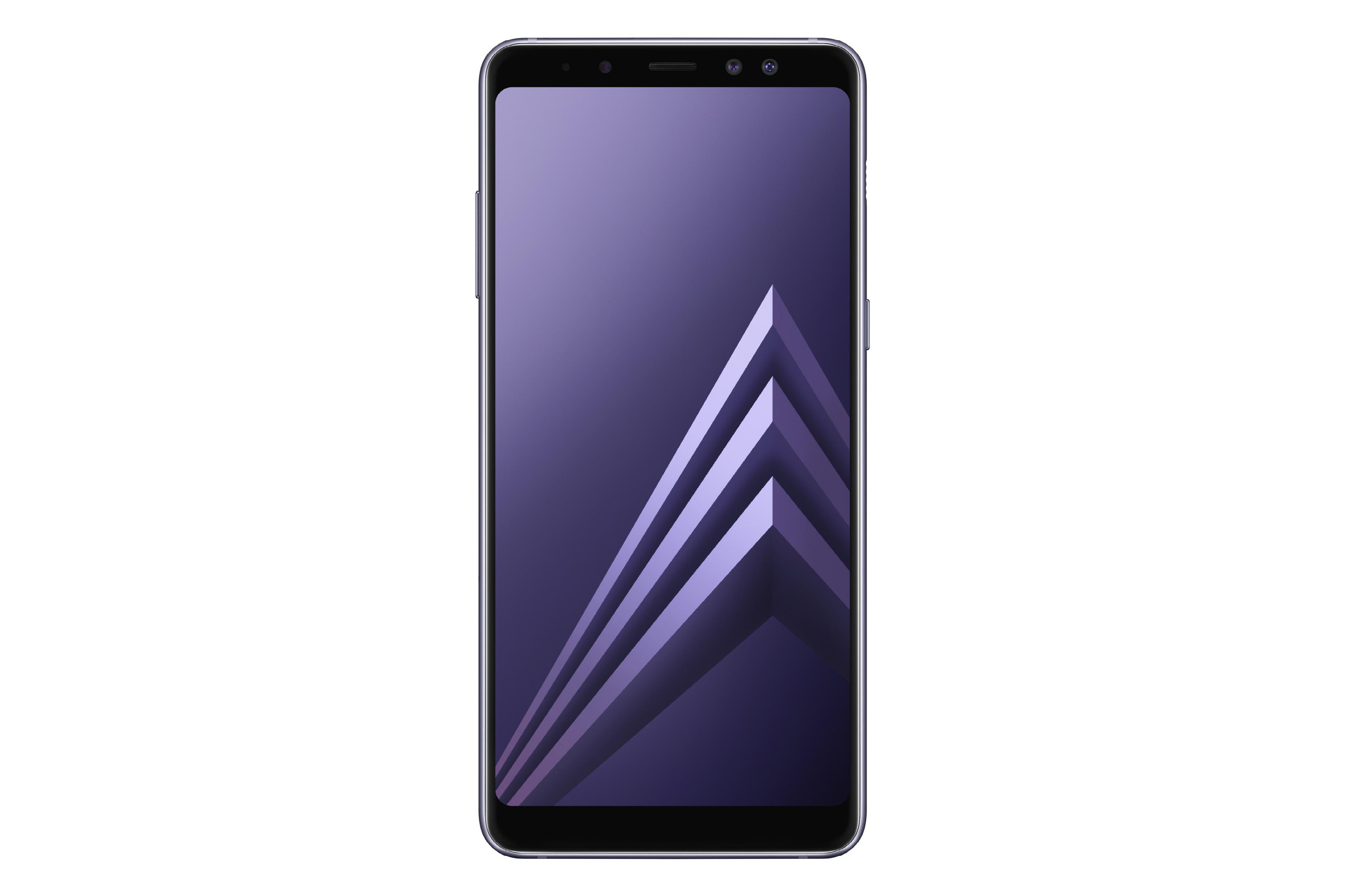 Samsung Galaxy A8 2018 DualSIM Gray