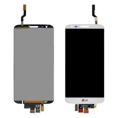 LCD + dotyková deska LG G2, white