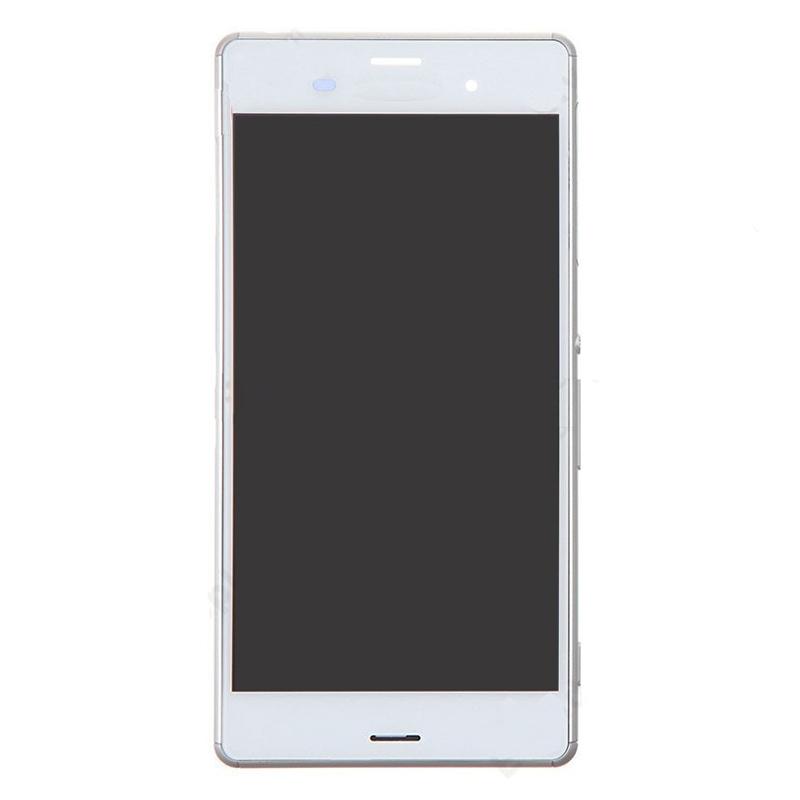 LCD + dotyková deska + rámeček Sony Xperia Z5 Dual , white