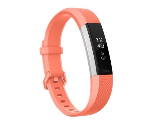 Fitness náramek Fitbit Alta HR Coral - Large