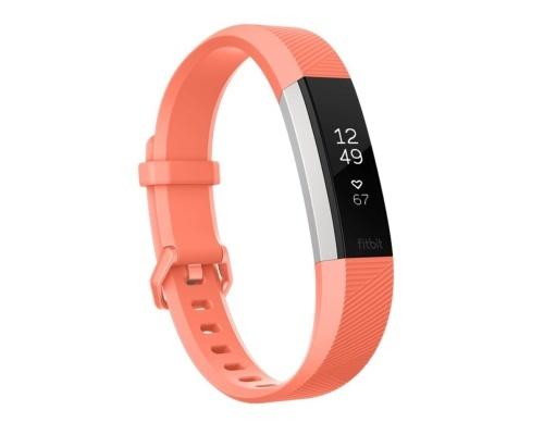 Fitness náramek Fitbit Alta HR Coral - Small