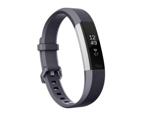 Fitness náramek Fitbit Alta HR Gray - Large