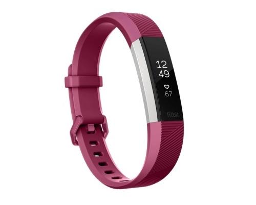 Fitness náramek Fitbit Alta HR Fuchsia - Small