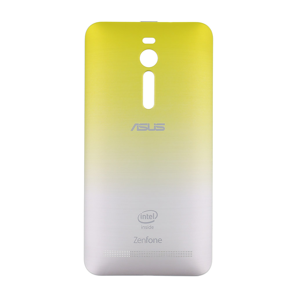 Kryt baterie Asus Zenfone 2 ZE551ML gray/yellow