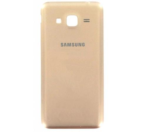 Kryt baterie GH98-39052B Samsung Galaxy J3 2016 gold