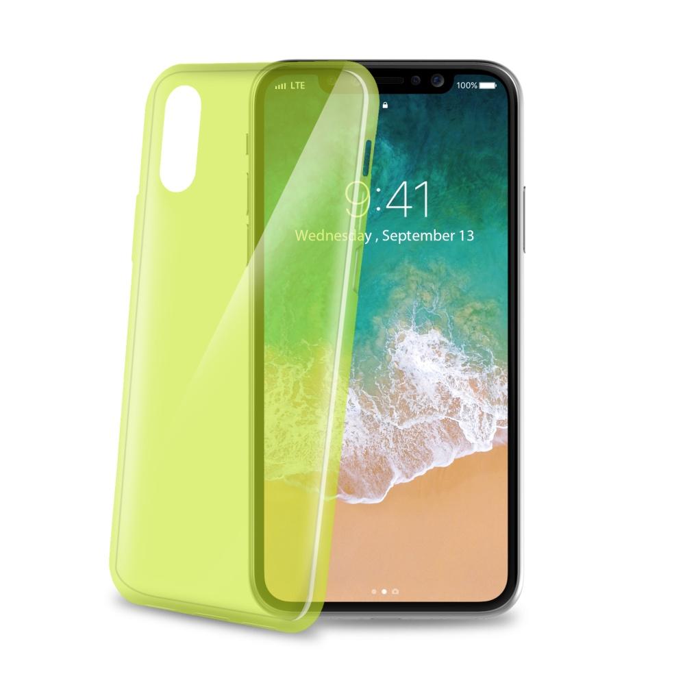 TPU pouzdro CELLY Ultrathin pro Apple iPhone X 52a7dd9810e