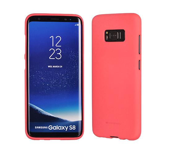 Pouzdro Mercury Soft feeling Samsung Galaxy J5 2017, pink