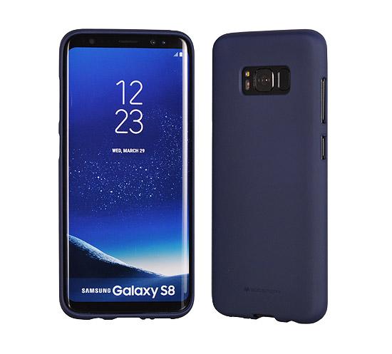 Pouzdro Mercury Soft feeling Samsung Galaxy J5 2017, navy