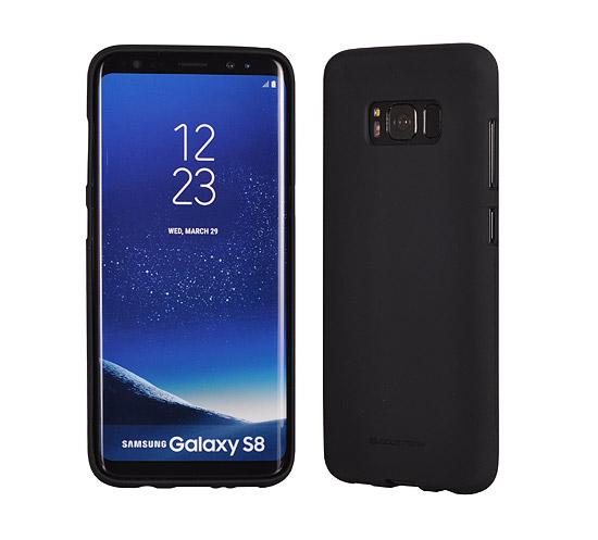 Pouzdro Mercury Soft feeling Samsung Galaxy J5 2017, black